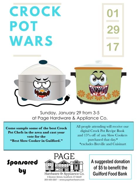 Crock PotWars