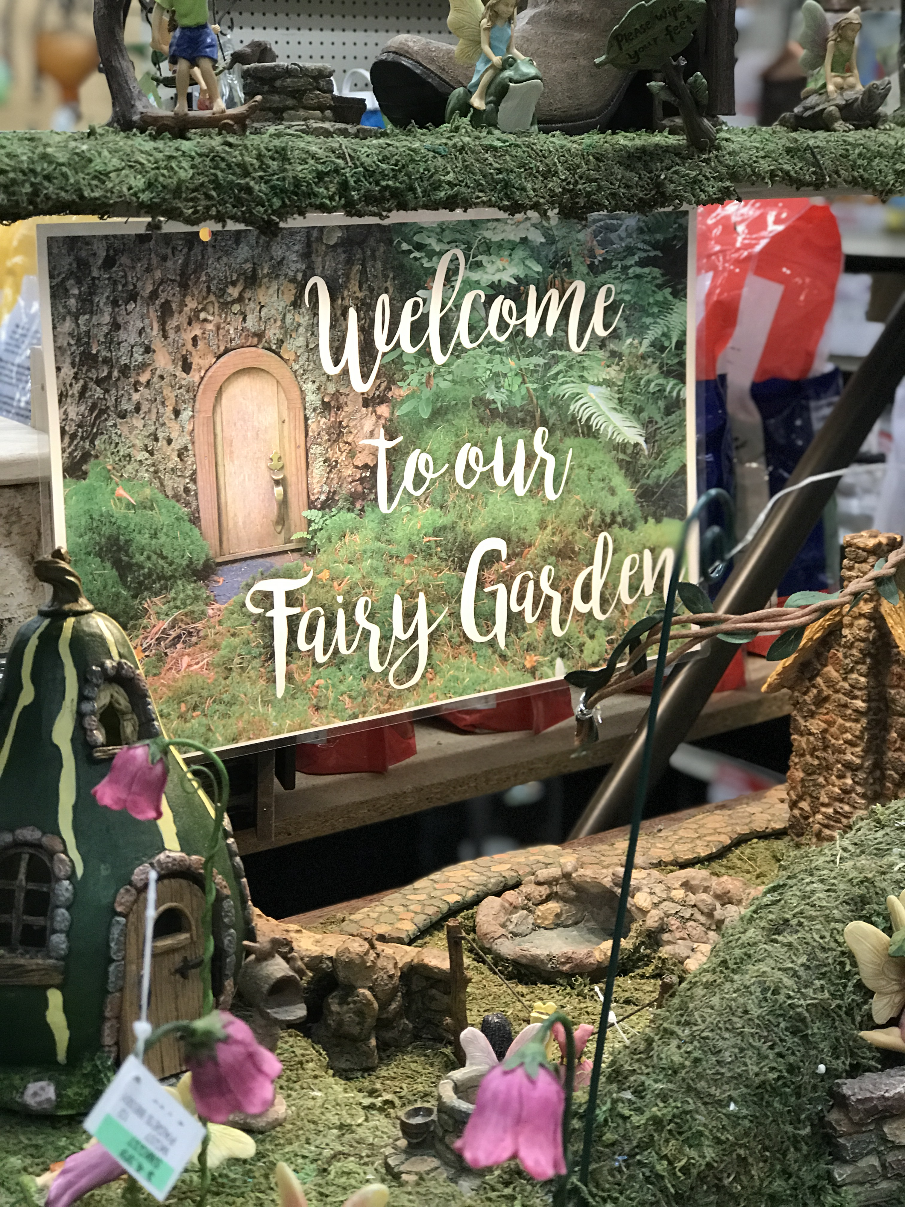 Bring A Little Magic To Your Home Or Garden By Adding A Fairy Garden. These  Little Enchanted Fairy Scenes Will Add Some Fun Into Your Yard This Year.