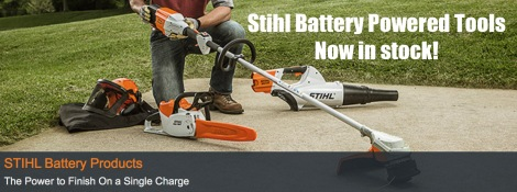 You're STIHL the one! | Page Hardware and Appliance Co
